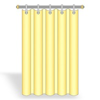 Hospital Shower Curtains & Accessories For Healthcare