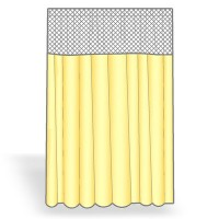 Disposable Cubicle Curtains -Commercial Interior Products For Healthcare & Hospitality