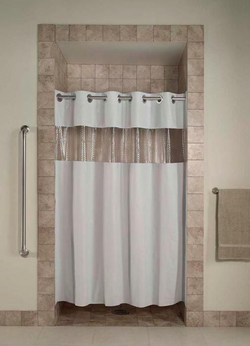 Hookless Shower Curtains Cubecare