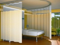 Disposable Cubicle Curtains At Burn Units