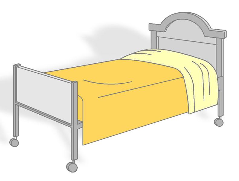 Custom Healthcare Bedding