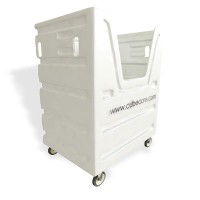 Linen Cart Covers For Transporting Linens