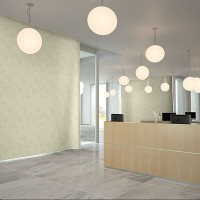 Stationary Panels For Healthcare Drapery