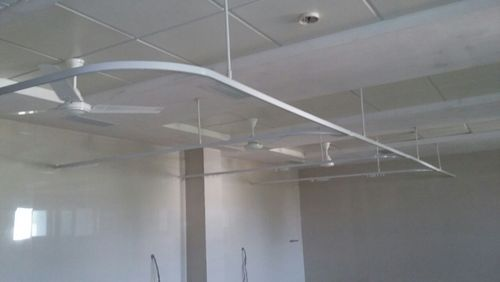 Suspended Cubicle Curtain Tracks High
