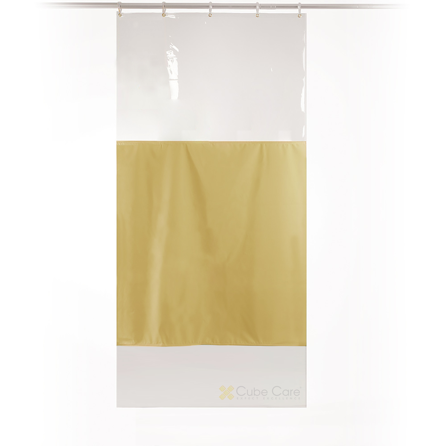 Hospital Shower Curtains - Behavioral Health Shower Curtain